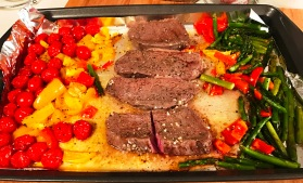 Sheet Pan Steak and Veggies_My Beautiful Ideal 3