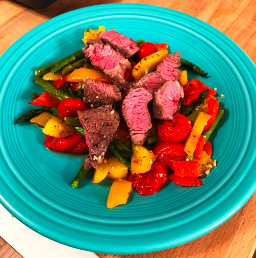 Sheet Pan Steak and Veggies_My Beautiful Ideal 4